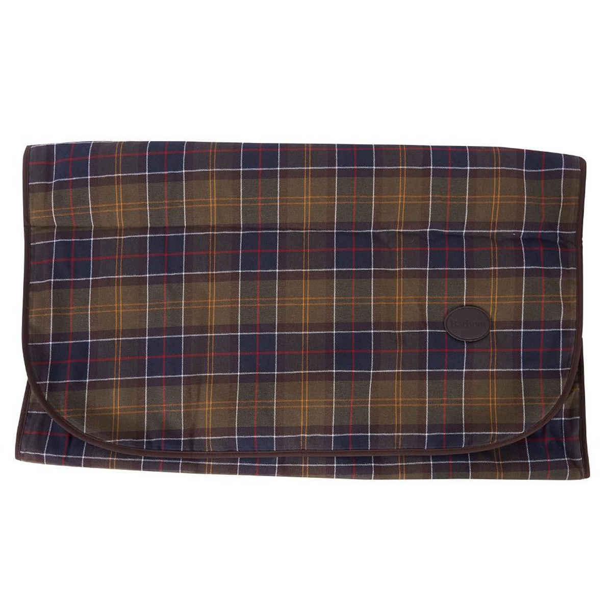 Barbour Medium Dog Blanket – Classic Tartan