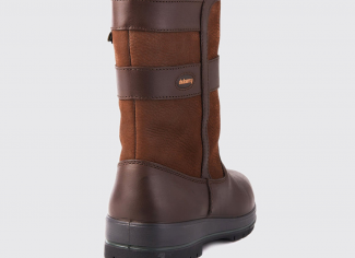 Dubarry Roscommon Country Boot – Walnut – Regular Fit