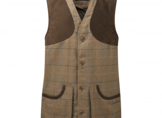 Schoffel Ptarmigan Tweed Waistcoat II – Arran Tweed