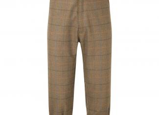 Schoffel Ptarmigan Tweed Plus Twos – Arran Tweed
