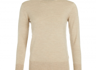 Barbour Norwood Knit Sweater – Oatmeal