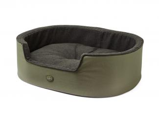 Le Chameau Dog Bed – Vert Chameau