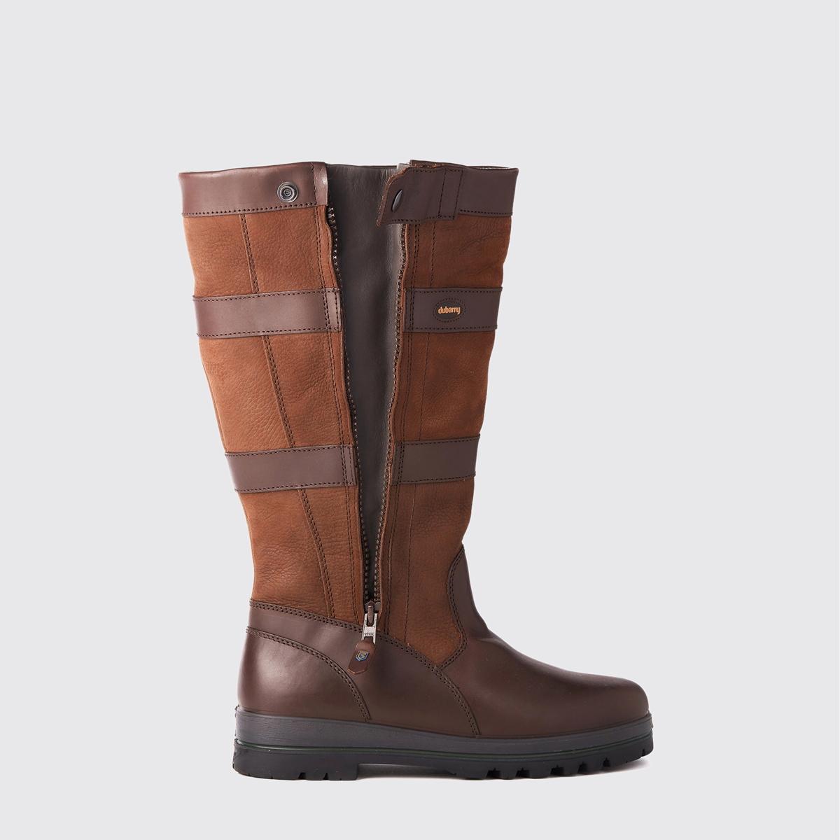 Dubarry Wexford Country Boot – Walnut – Regular Fit