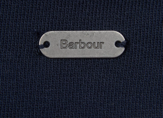 Barbour Otterburn Hoodie – Navy