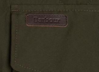 Barbour Winterdale Gilet – Dark Olive