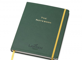 Laksen Sporting 'The Notebook'