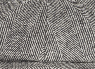 Barbour Lomond Bakerboy Hat – Grey
