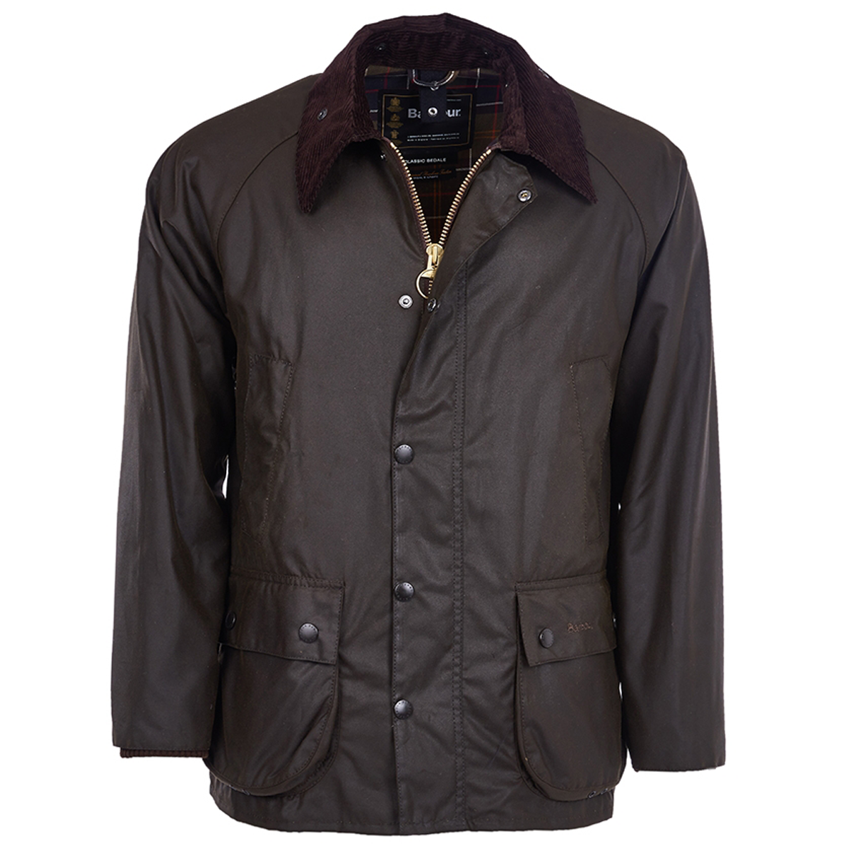 Barbour Bedale Wax Jacket – Olive