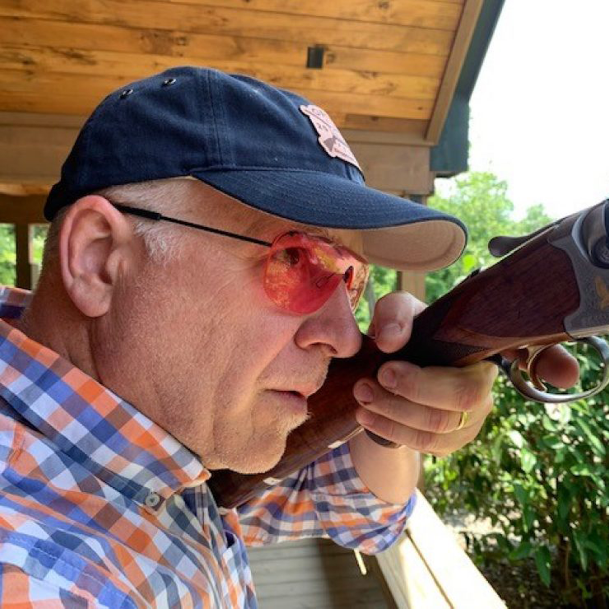 Laksen Shotmaster Shooting Glasses – 5 Colour Set