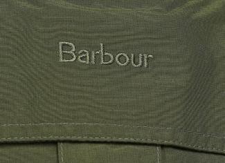 Barbour Women's Hebden Waterproof Jacket – Olive