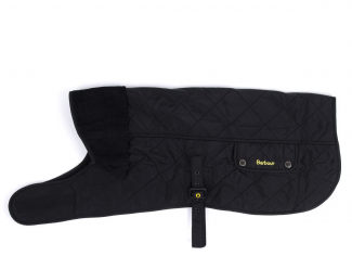 Barbour Polar Dog Coat – Black