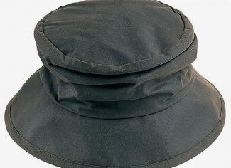 Barbour Wax Ladies Sports Hat – Olive