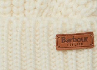 Barbour Shincliffe Beanie – Cloud