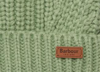 Barbour Shincliffe Beanie – Soft Sage