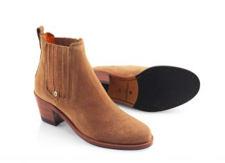 Fairfax & Favor – The Rockingham Ankle Boot – Tan
