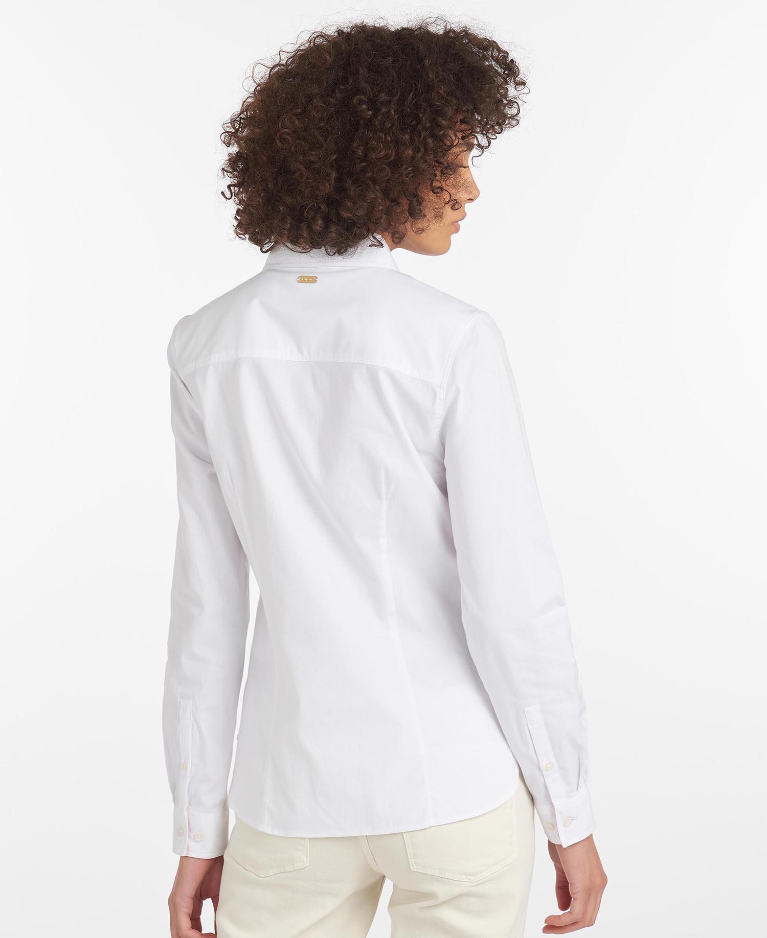 Barbour Pearson Shirt – White