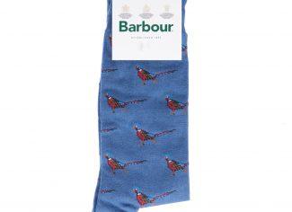 Barbour Mavin Socks – Denim