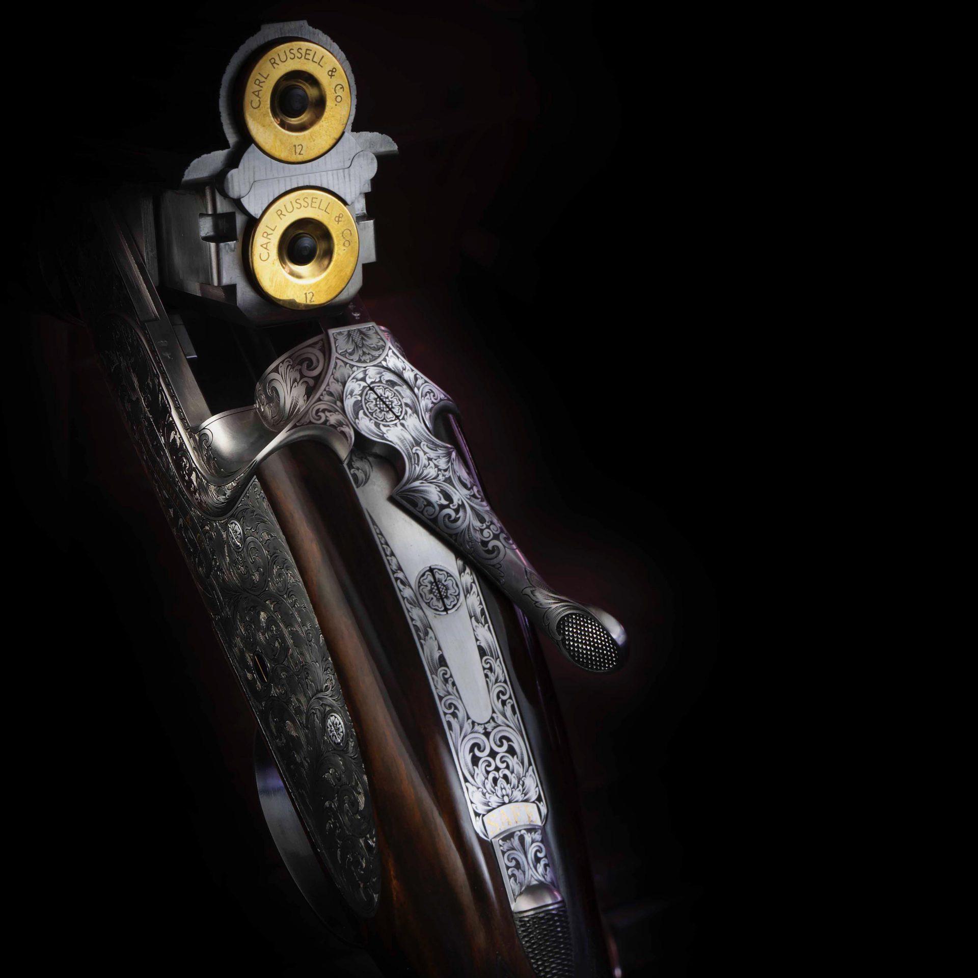 Carl Russell & Co Shotgun