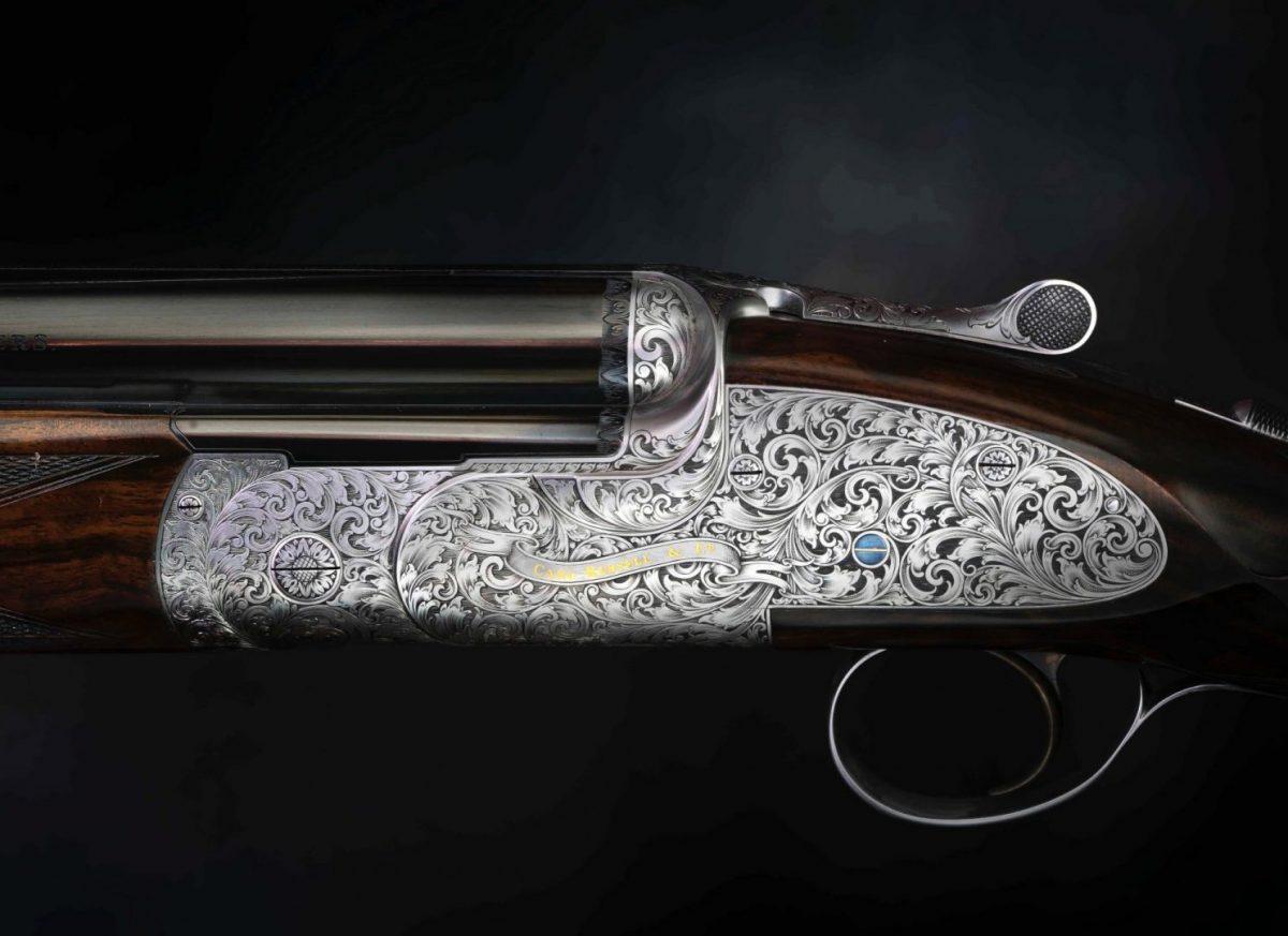 The First Carl Russell & Co Shotgun