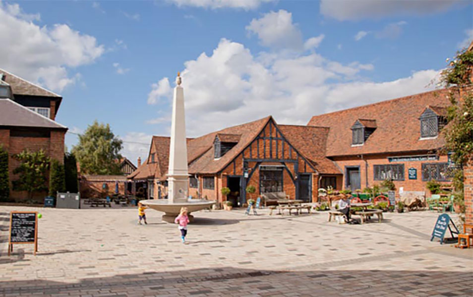 The Stable Yard – Hatfield House History
