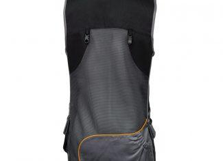 Beretta Full Mesh Vest – Grey/ Black