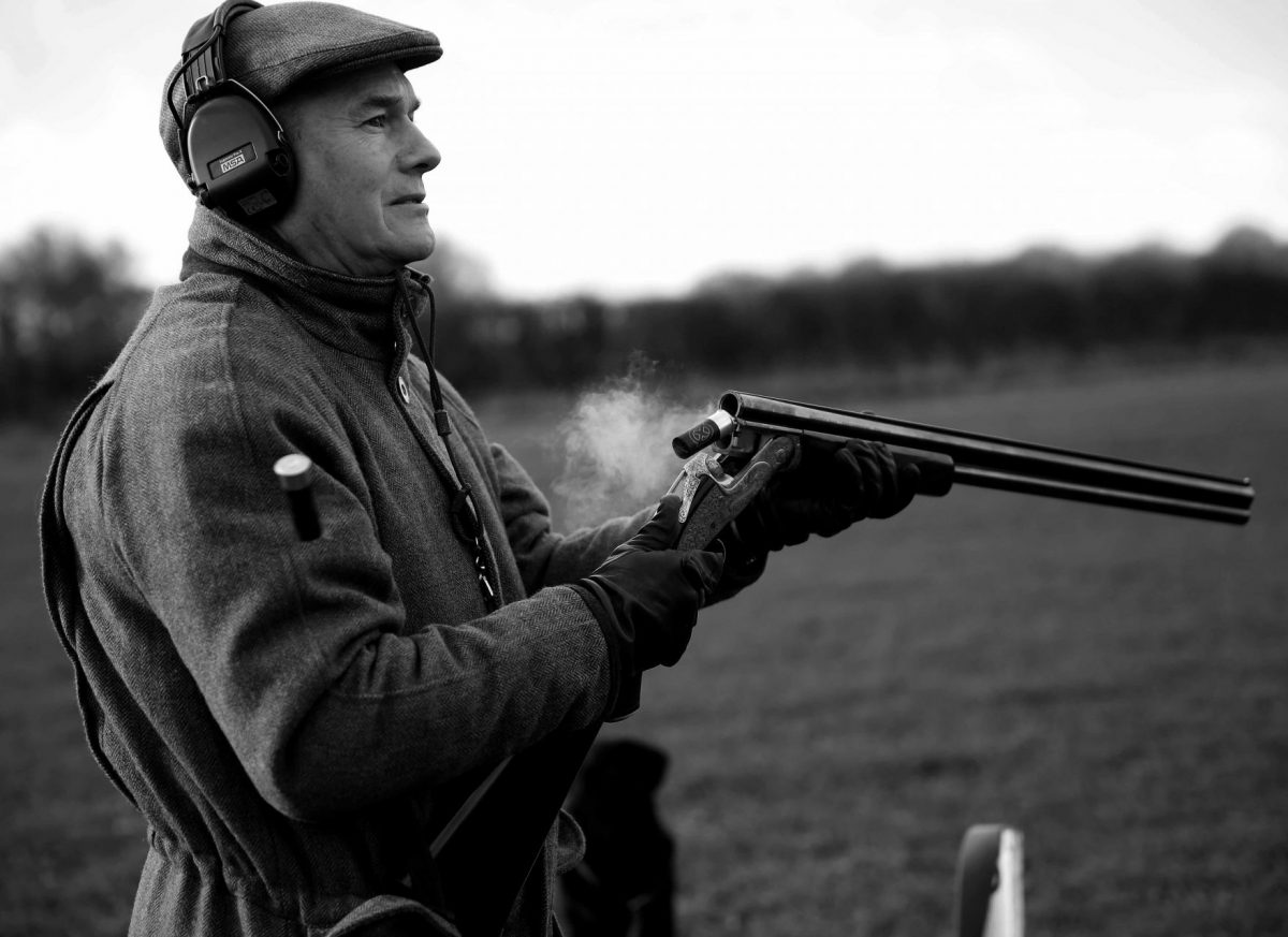 Carl Russell & Co 001 Shotgun – In The Field