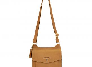 Dubarry Amberhill Messenger Bag – Caramel