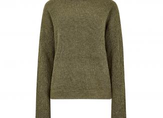 Dubarry Byrne Loose Fit Sweater – Dusky Green
