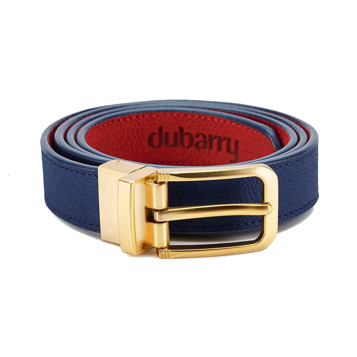 Dubarry-Foynes-Leather-Belt-Royal-Blue-Poppy