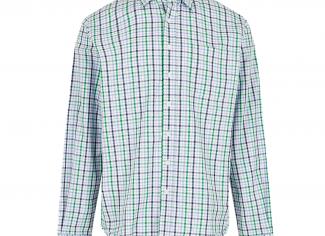 Dubarry Rathdrum Check Shirt – Kelly Green