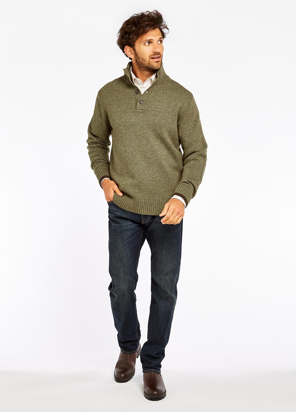 Dubarry Hughes Sweater – Dusky Green