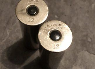12g Henry Atkin chrome snap caps