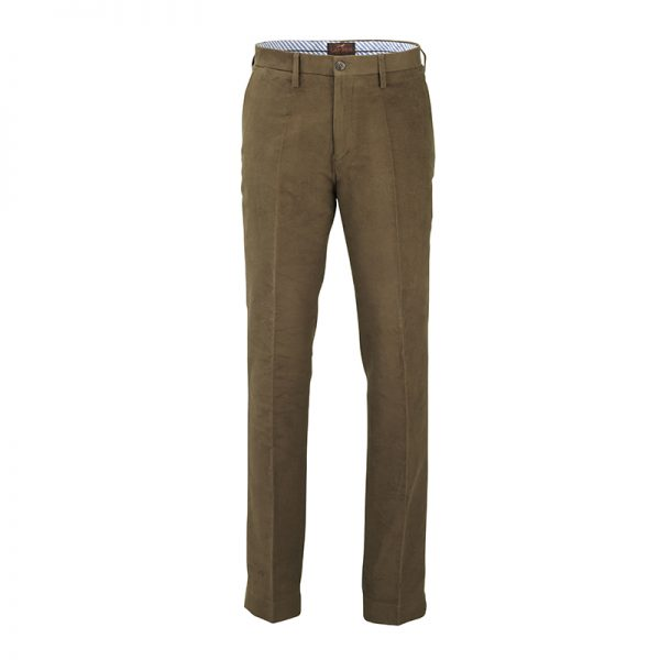 Laksen-Broadland-Moleskin-Trousers-Bronze