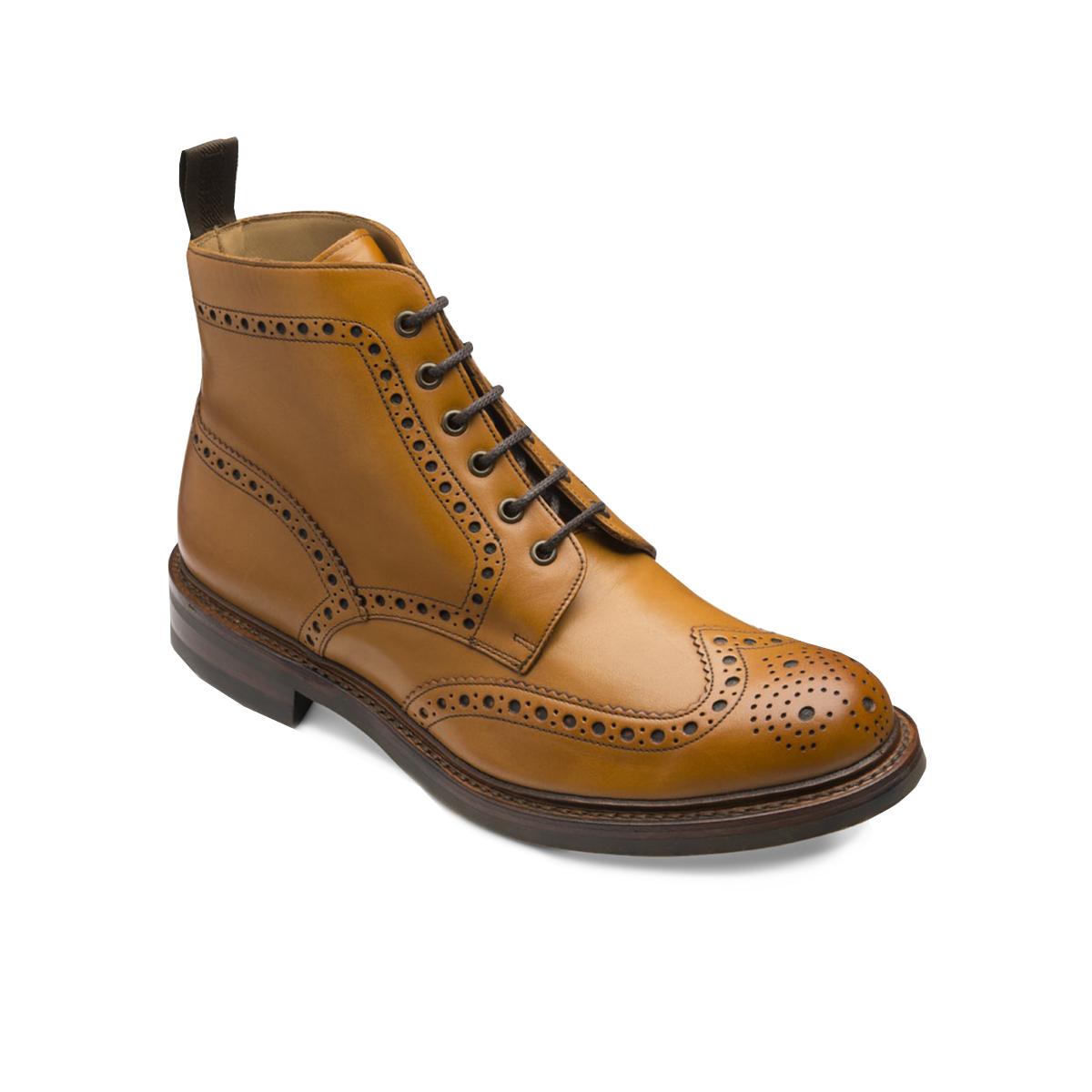 Loake-Bedale-Boot–Tan