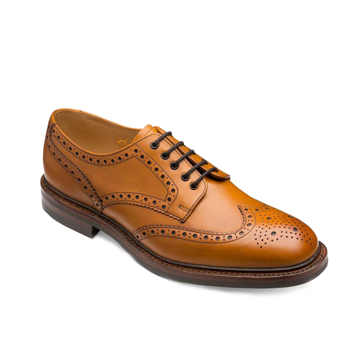Loake-Chester-Shoe–Tan