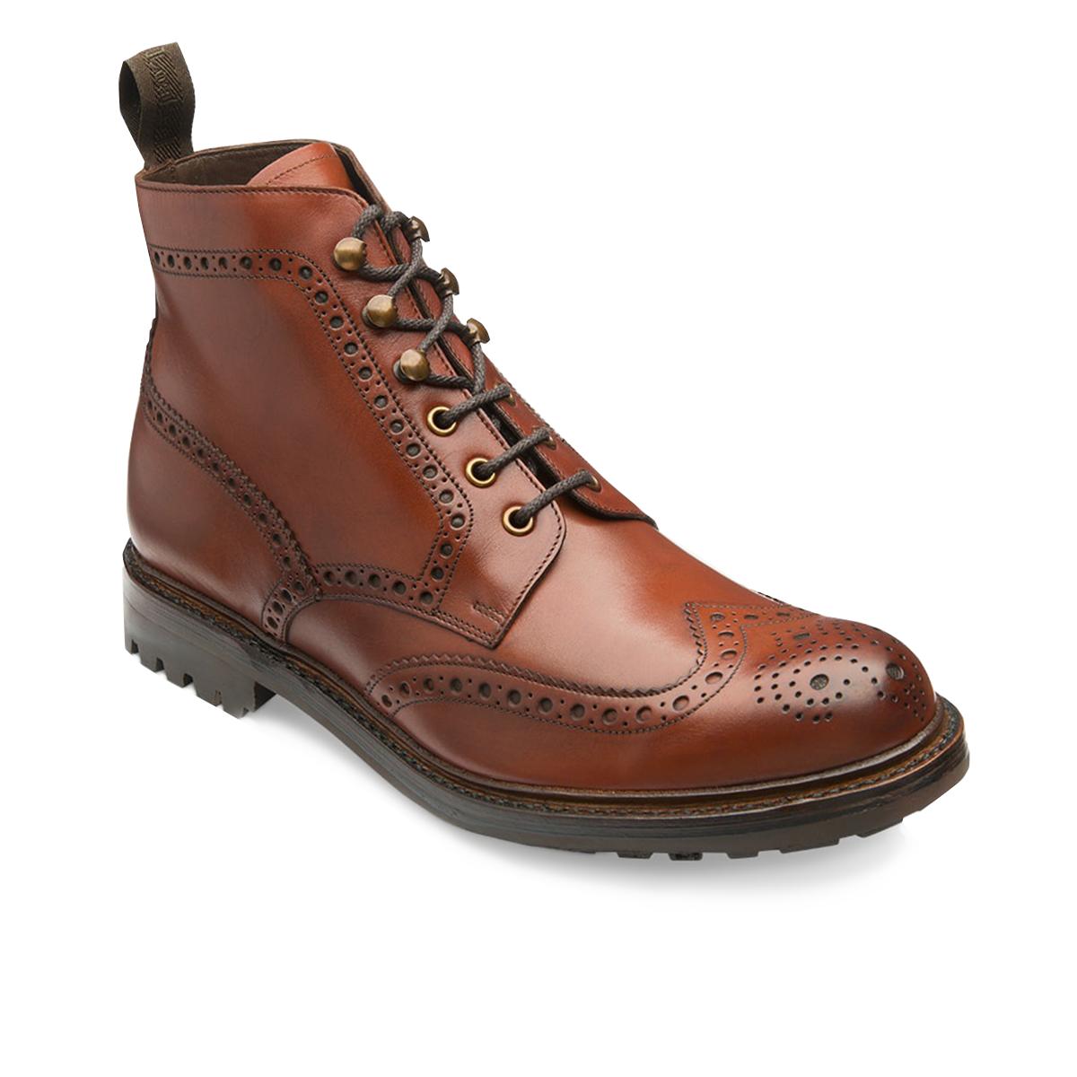 Loake-Glendale-Boot–Conker