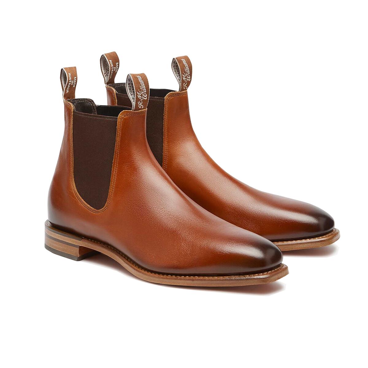 RM-Williams-Chinchilla-Boot – Cognac