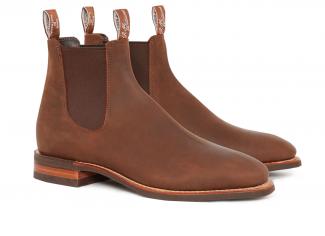 RM Williams Comfort Craftsman Boot – Bark
