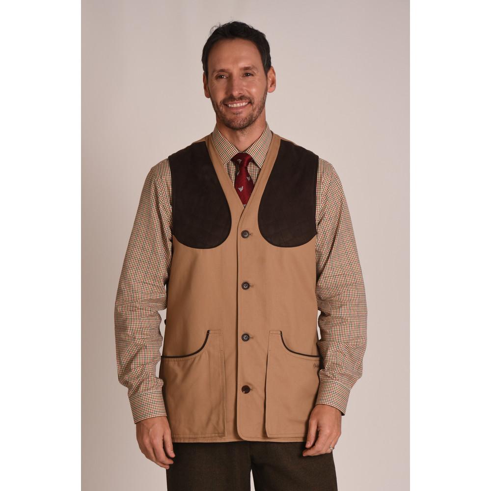 Schoffel All Seasons Shooting Vest – Camel