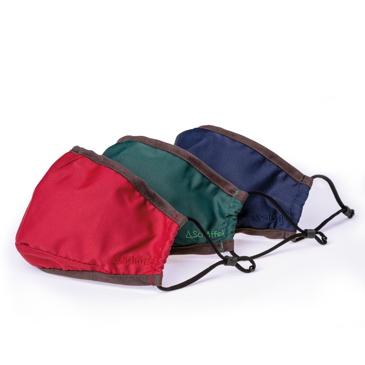 Schoffel Face Covering/ Mask (Pack of Three)