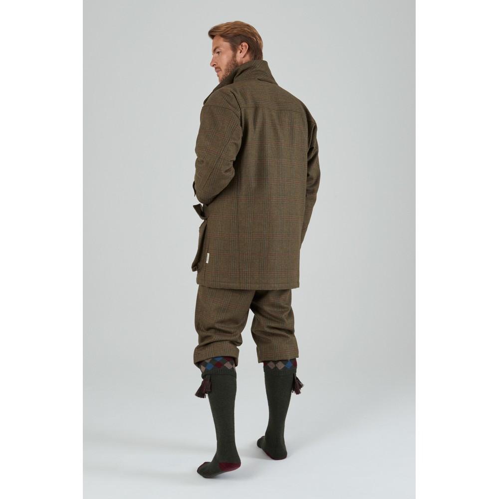 Schoffel Ptarmigan Tweed Coat – Buckingham Tweed