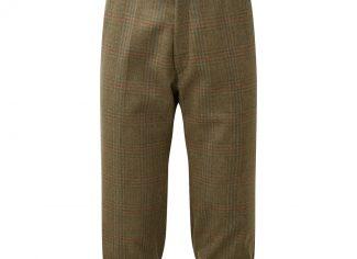 Schoffel Ptarmigan Tweed Plus 2s Breeks – Buckingham Tweed