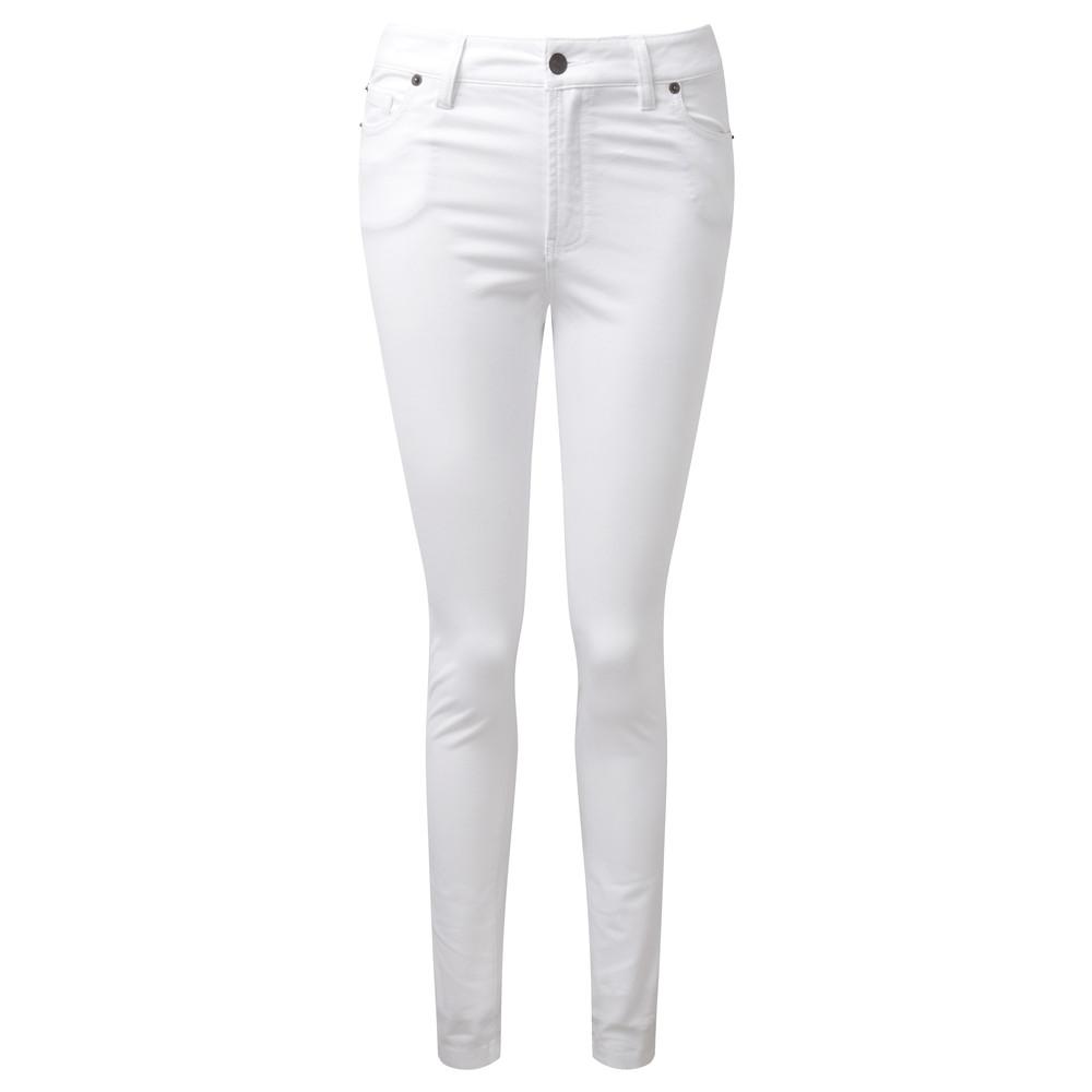 Schoffel-cheltenham-jeans-white