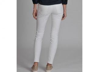 Schoffel Cheltenham Jeans – White