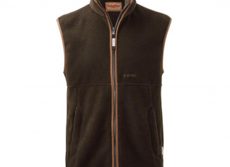 Schoffel Oakham Fleece Gilet – Cedar Green