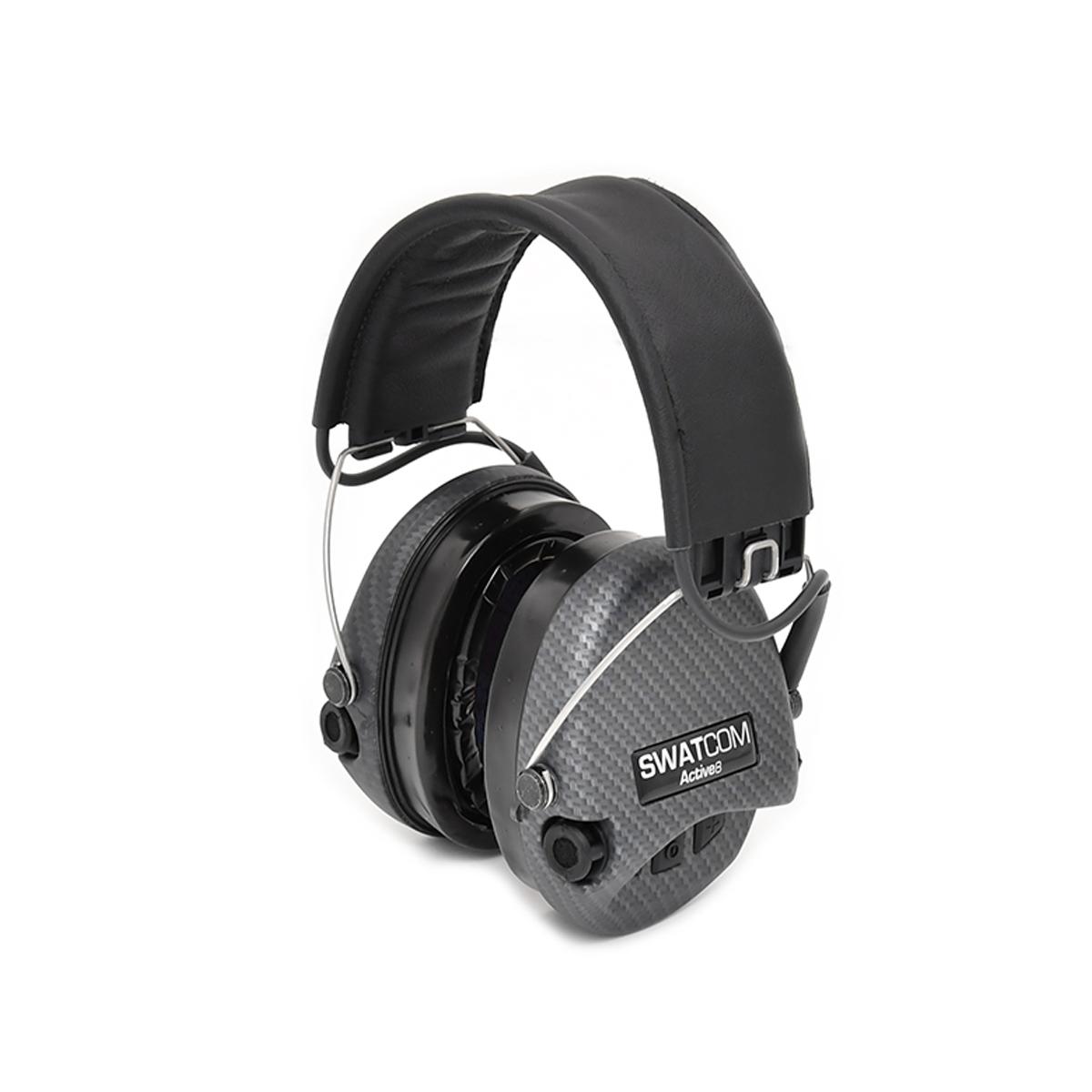SWATCOM Active 8 Headset Ear Defenders