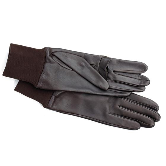 Dents Leather Shooting Gloves R/H