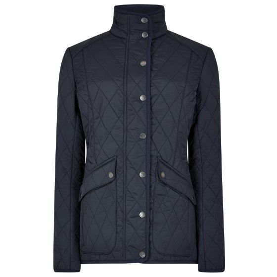 Dubarry Bettystown Quilted Jacket – Navy