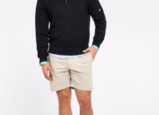 Dubarry Brosna Zip Neck Sweater – Navy