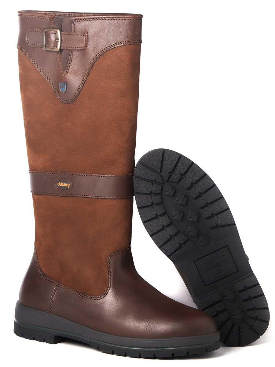 Dubarry Tipperary Country Boot – Walnut – Regular Fit